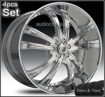 24Wheels and Tires Land Range Rover HSE Sport Rims